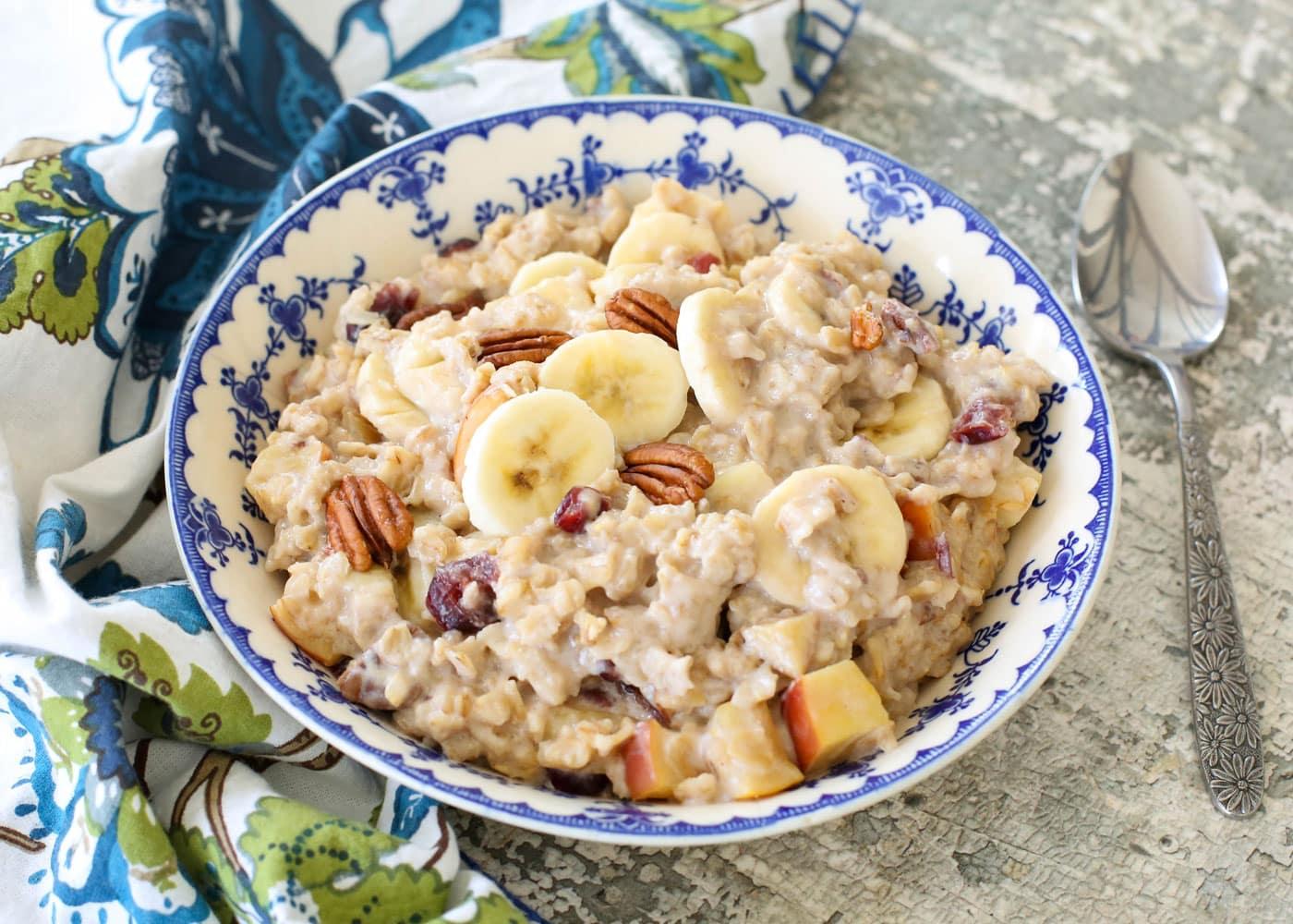 Breakfast Oat Meal Roomsoom