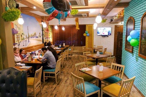Getafix Cafe Roomsoom