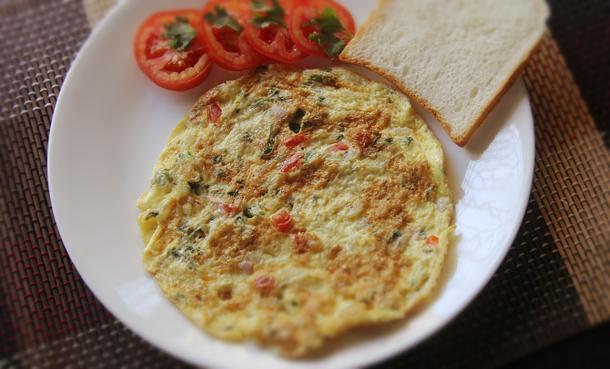 Omelette Roomsoom