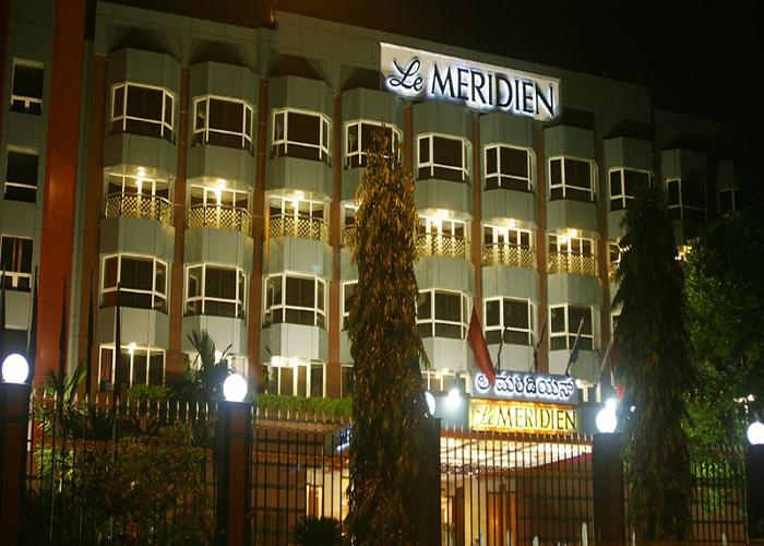 The Le Meridien Hotel