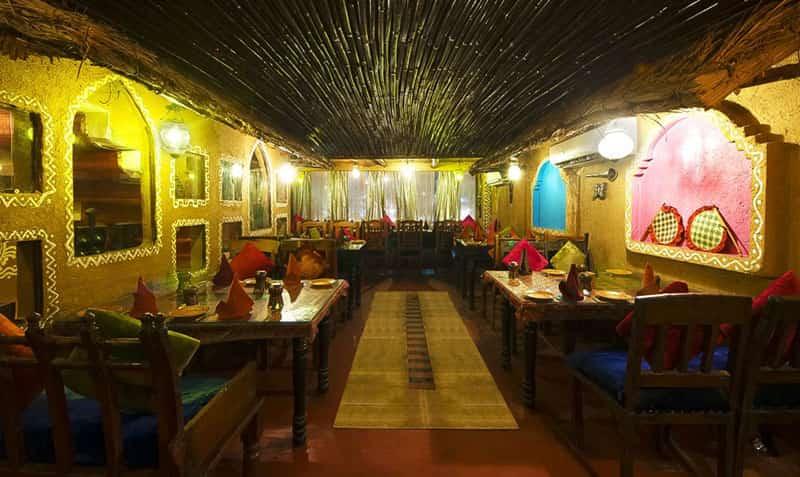 Desi Vibes theme cafe Noida Roomsoom