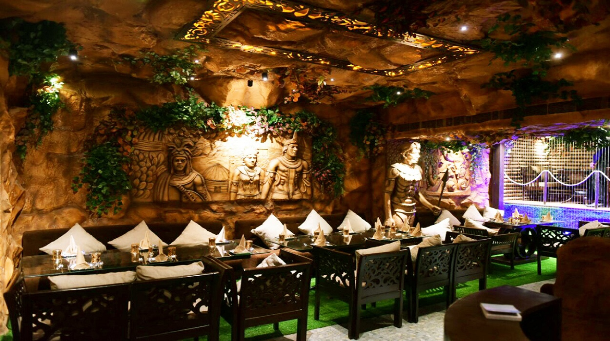 Theme Cafes in Noida