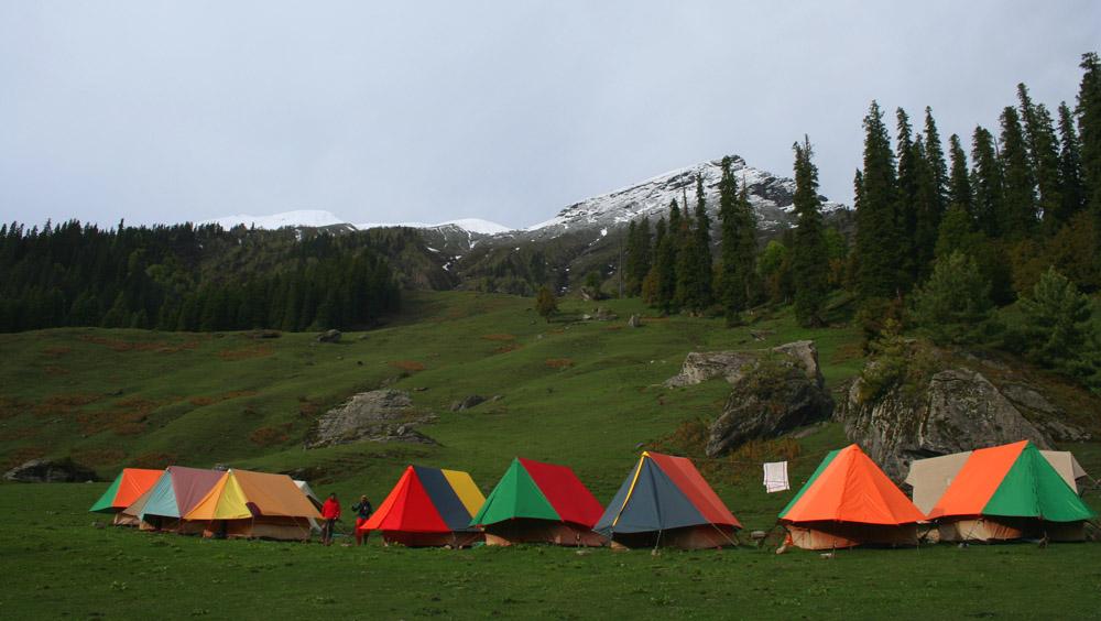 Coorg Camping Bangalore