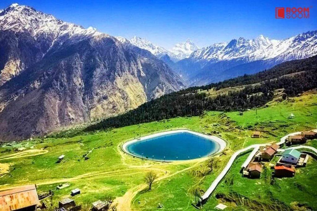 Auli, Uttarakhand