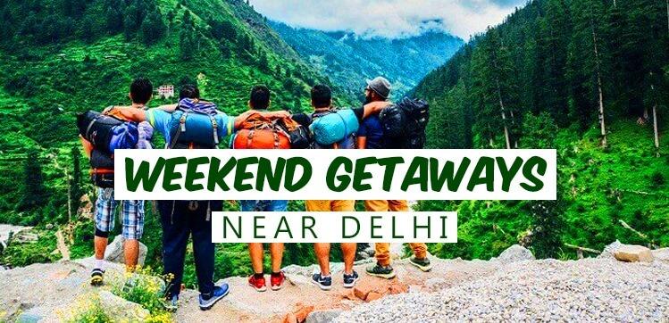 weekend getway near delhi