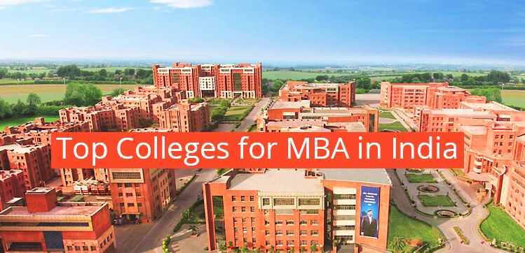 top colleges for MBA in India