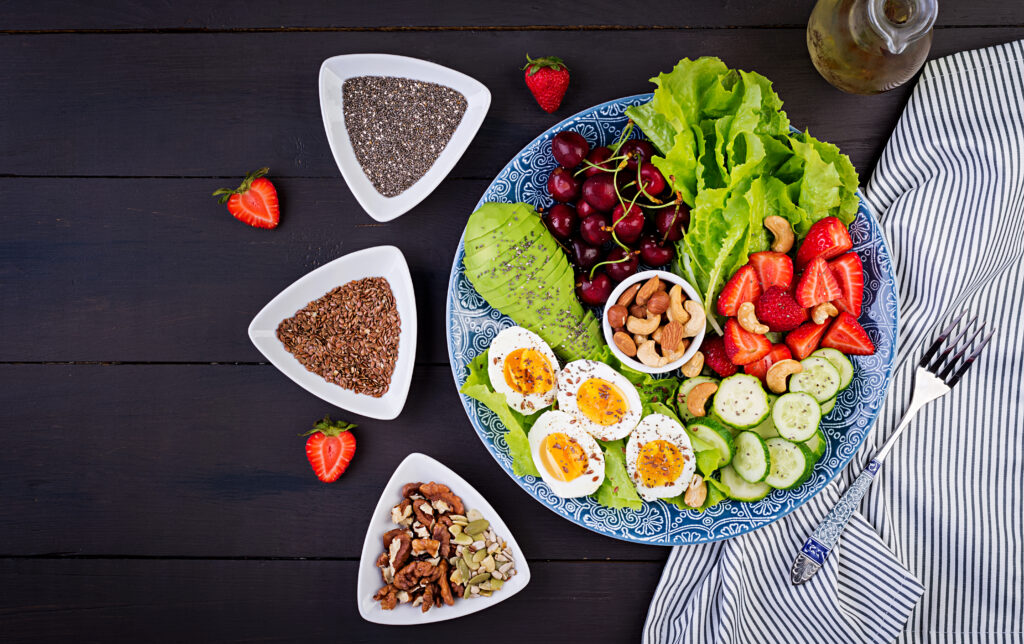 Build-immunity-with-healthy-food