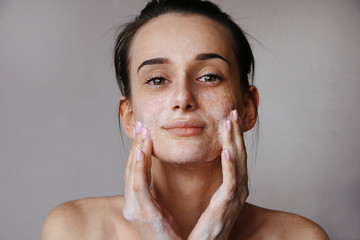cleanse your skin properly