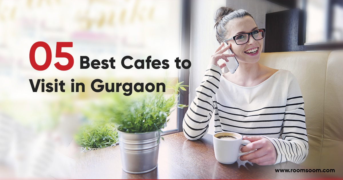 best cafes in gurgaon