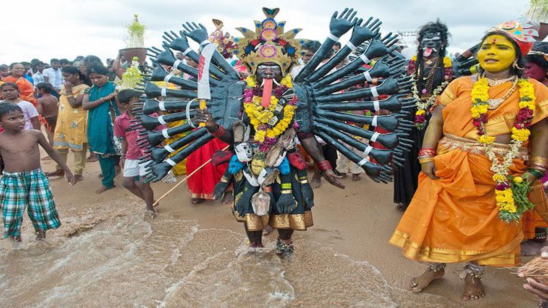 Tamil nadu dussehra celebration