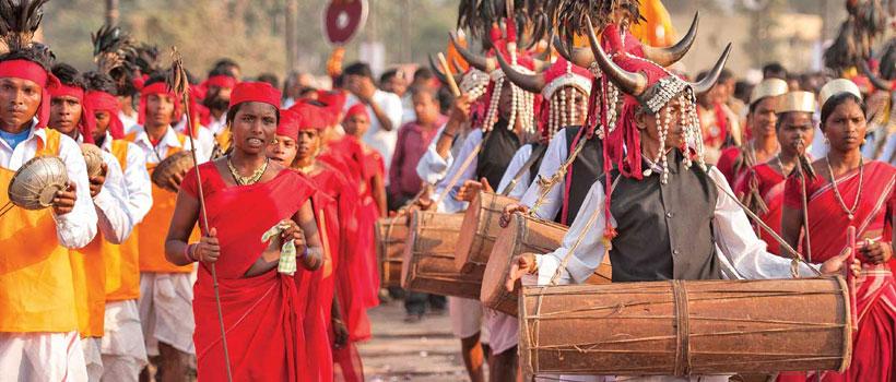 chhatishgarh dussehra celebration